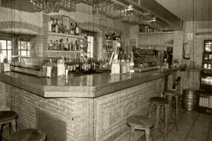 Barra antigua restaurante la casica