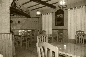 Salon antiguo restaurante la casica