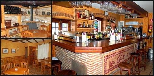 collage restaurante la casica