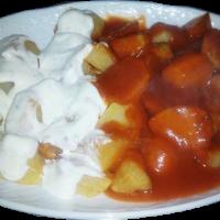 Patatas Bravas o Ali-Oli